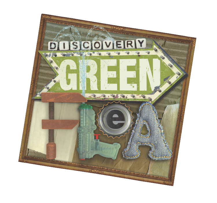 Discovery Green Flea ... where everything old is new again!