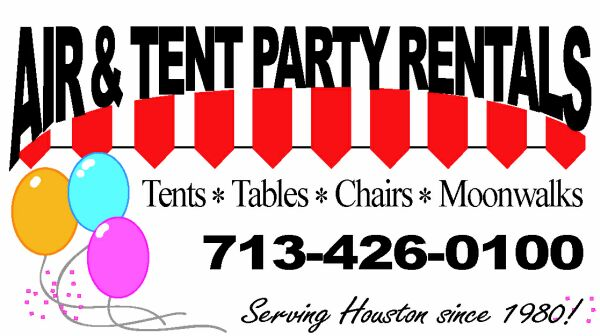 Air & Tent Party Rentals - The Official Tent Company for they First Saturday Arts Market