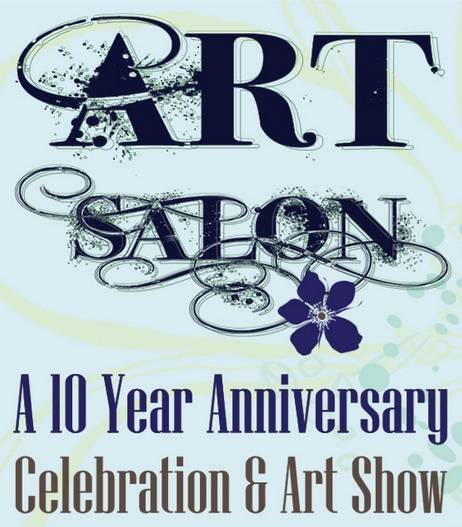 View the art and artists at our 10 Year Celebration and art show!