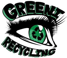 We recycle at First Saturday Arts Market - We use Greeni Recycling - Click for more!