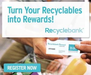 Recyclebank!